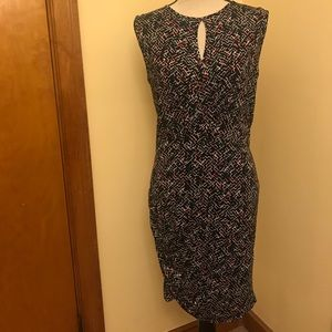 NWT French Connection fitted dress Sz 10